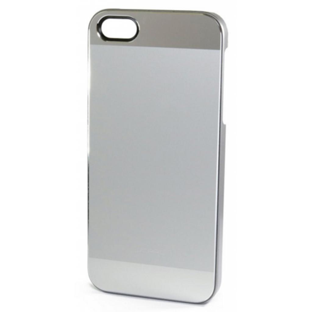 Чехол для моб. телефона JCPAL Aluminium для iPhone 5S/5 (Matte touch-Silver) (JCP3112) изображение 2