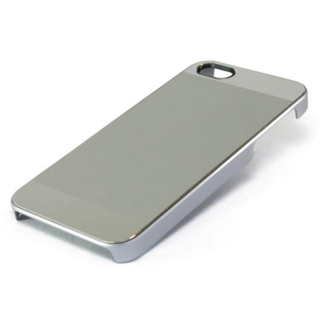 Чехол для моб. телефона JCPAL Aluminium для iPhone 5S/5 (Matte touch-Silver) (JCP3112) изображение 3