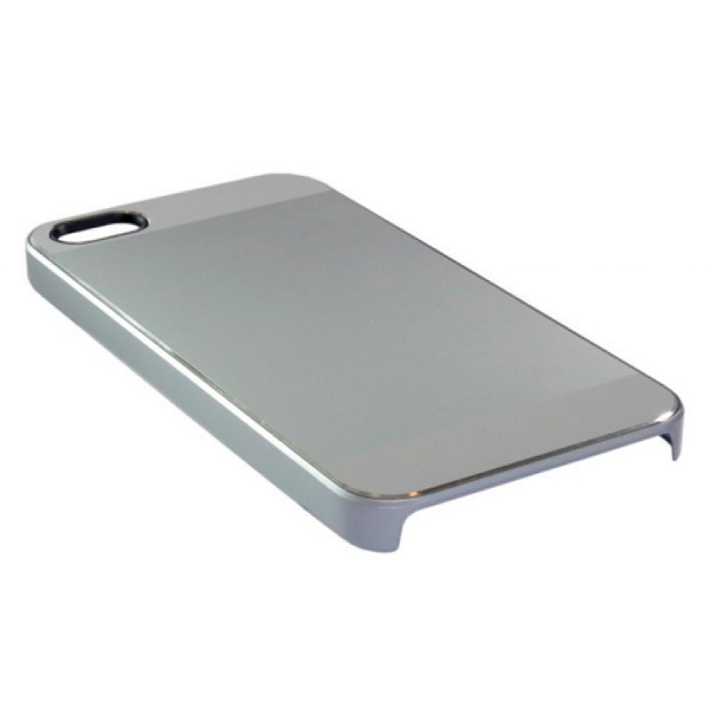 Чехол для моб. телефона JCPAL Aluminium для iPhone 5S/5 (Matte touch-Silver) (JCP3112) изображение 4