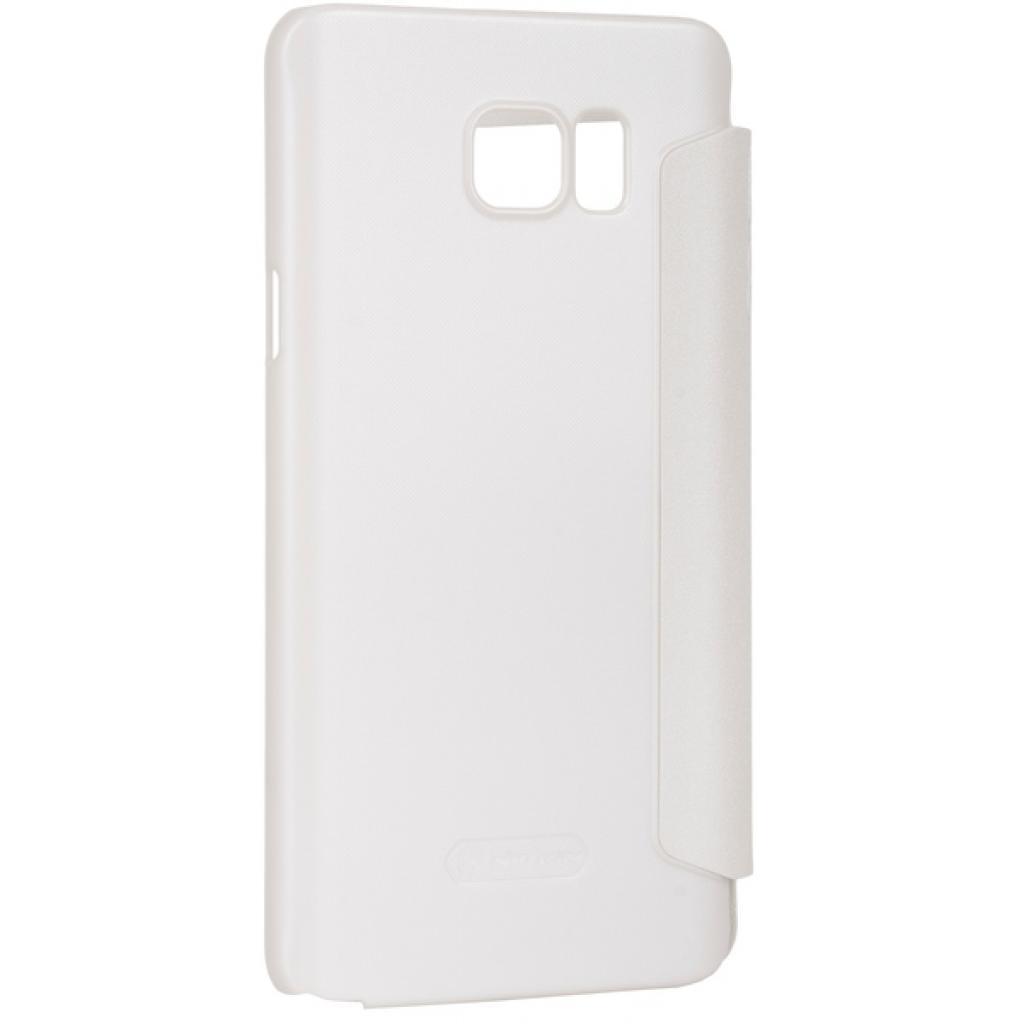 Чехол для моб. телефона NILLKIN для Samsung N920/Note 5 White (6248046) (624804) изображение 2
