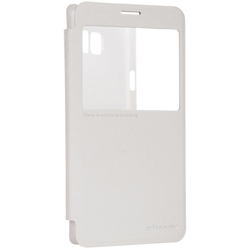 Чехол для моб. телефона NILLKIN для Samsung N920/Note 5 White (6248046) (624804)