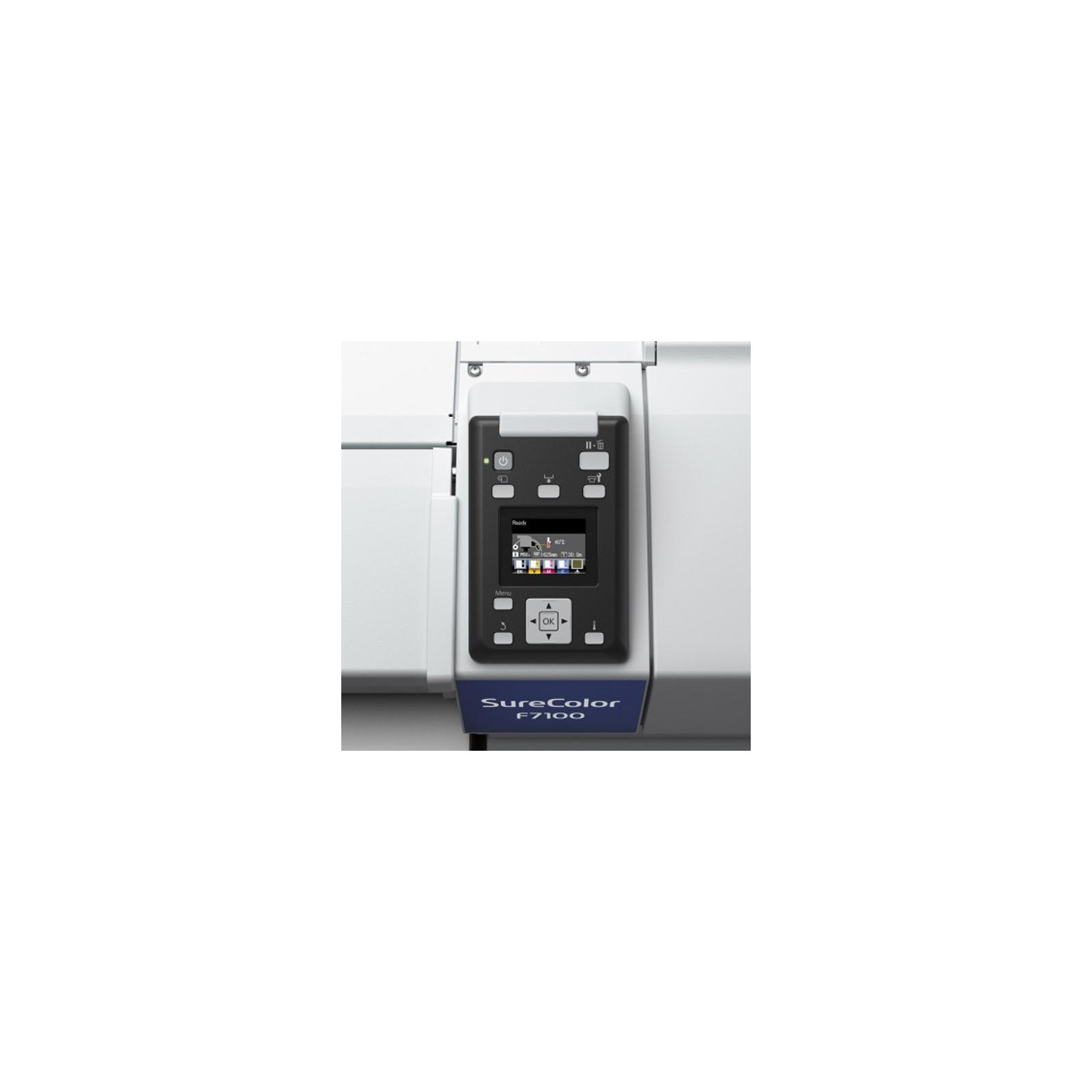 """Плоттер EPSON SureColor SC-F7100 64"""" (C11CD72001A0) изображение 5"""