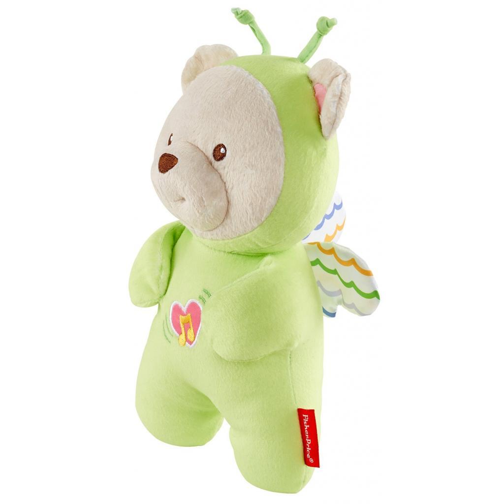 Развивающая игрушка Fisher-Price Плюшевый мишка Сон бабочки (DFP20) изображение 2