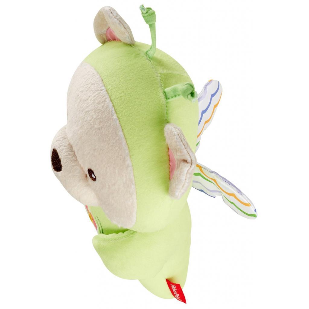 Развивающая игрушка Fisher-Price Плюшевый мишка Сон бабочки (DFP20) изображение 4