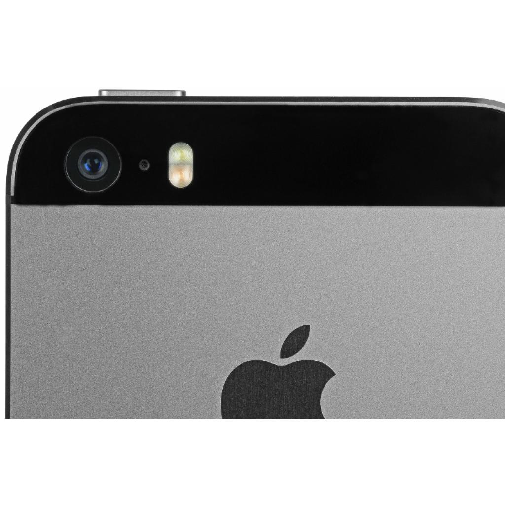 Мобильный телефон Apple iPhone 5S 16Gb Space Grey Original factory refurbished (FE432UA/A) изображение 7