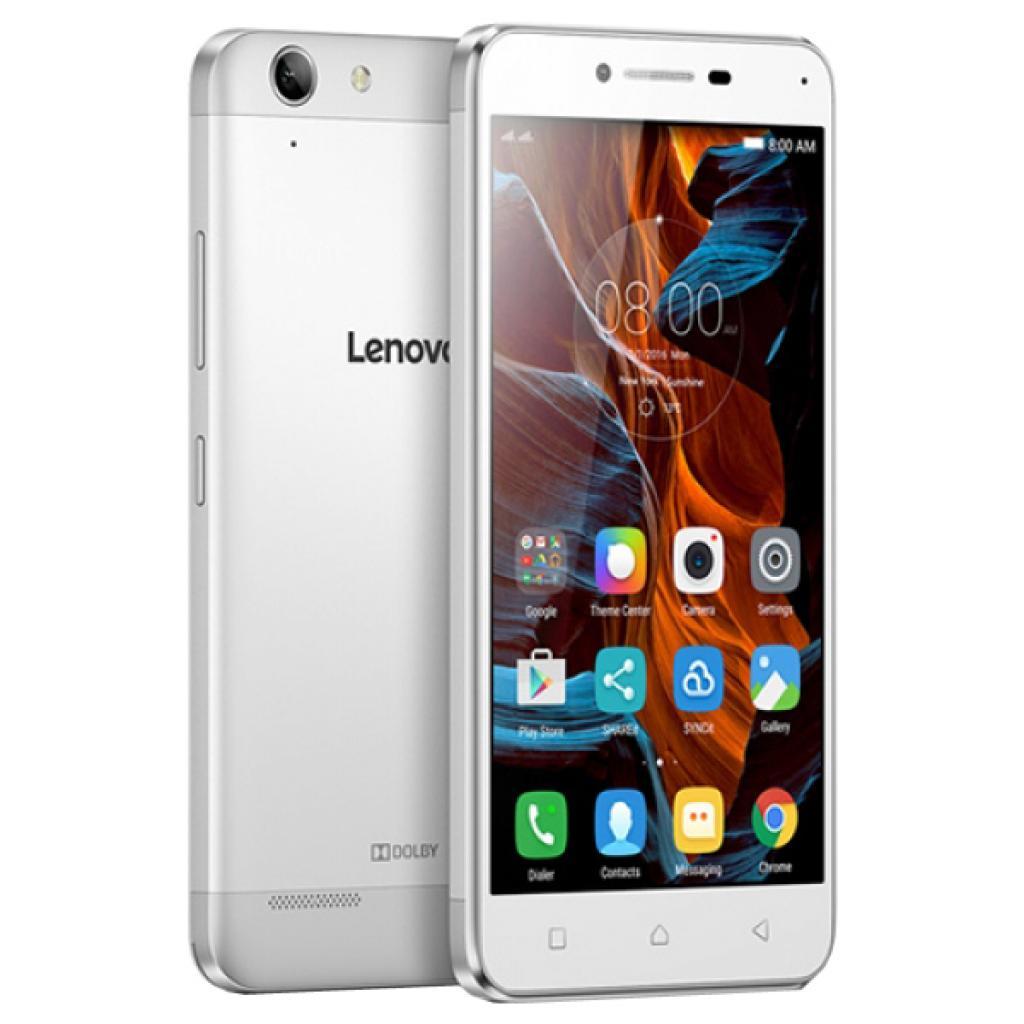 Мобильный телефон Lenovo Vibe K5 Plus (A6020a46) Silver (PA2R0041UA) изображение 8