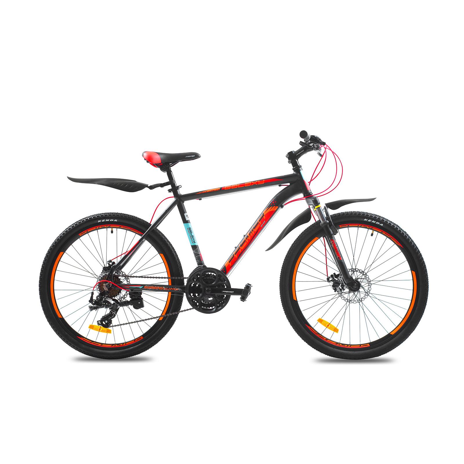 "Велосипед Premier Galaxy 2016 26 Disc 19"" matt black (SP0001583)"