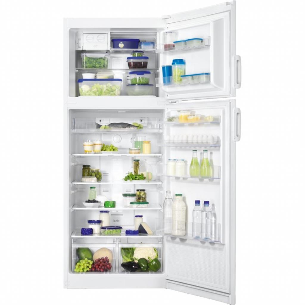 Холодильник ZANUSSI ZRT 43200 WA (ZRT43200WA) изображение 2