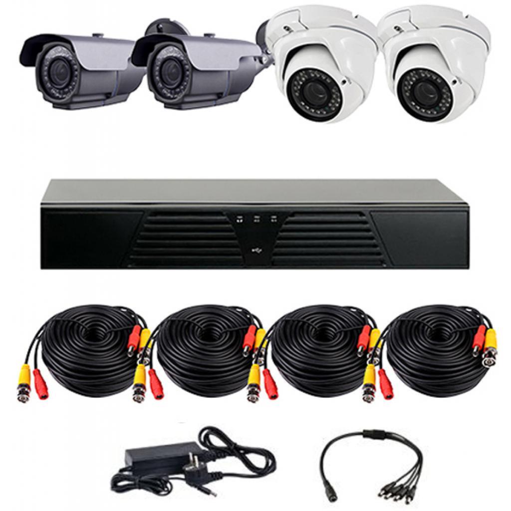 Комплект видеонаблюдения CoVi HVK-3005 AHD PRO KIT