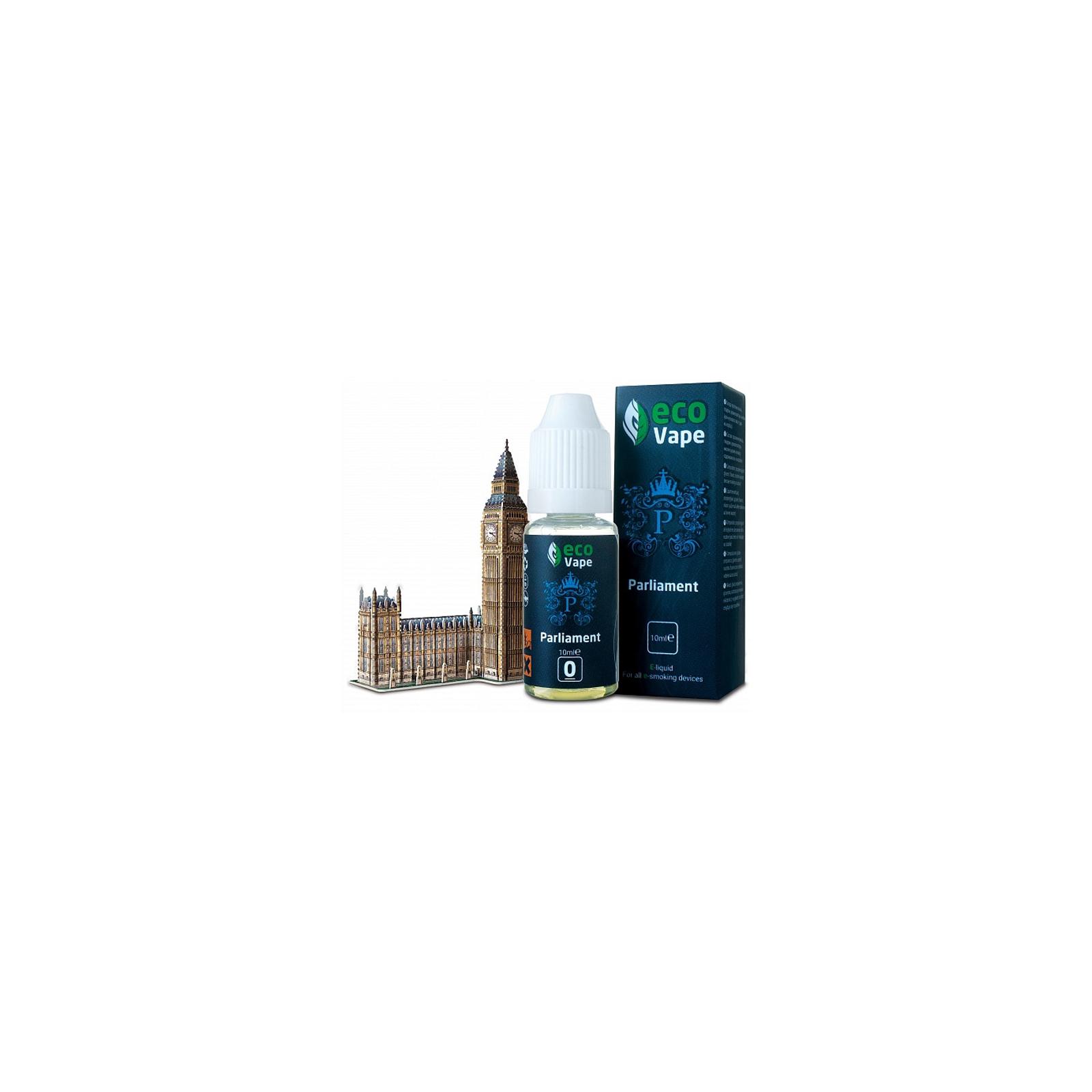 Жидкость для электронных сигарет ECO Vape Parliament 6 мг/мл (LEV-PT-6)