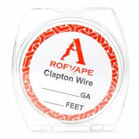 Проволока для спирали Rofvape Clapton Wire 5m (PVCW2430)