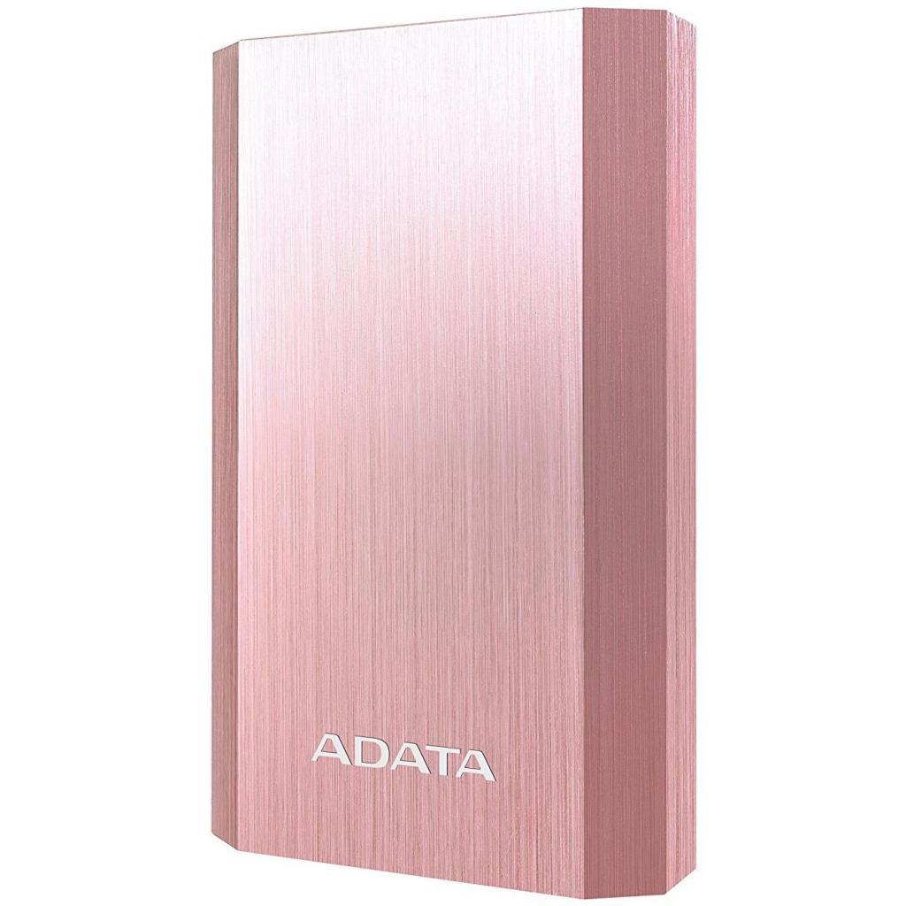 Батарея универсальная ADATA A10050 10050mAh Rose Golden (AA10050-5V-CRG)