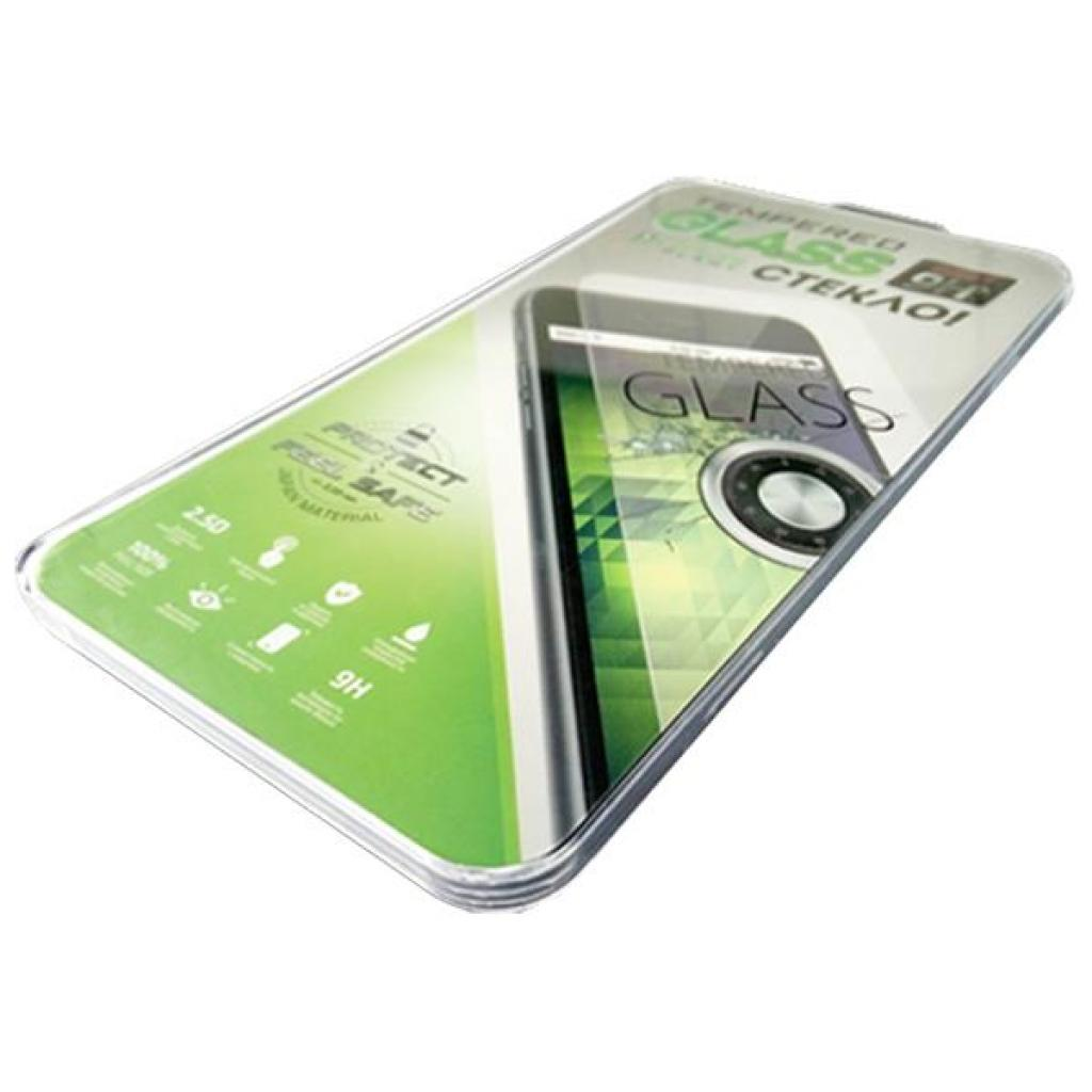 Стекло защитное PowerPlant Asus Zenfone 4 Selfie Pro (ZD552KL) (GL602841) изображение 2
