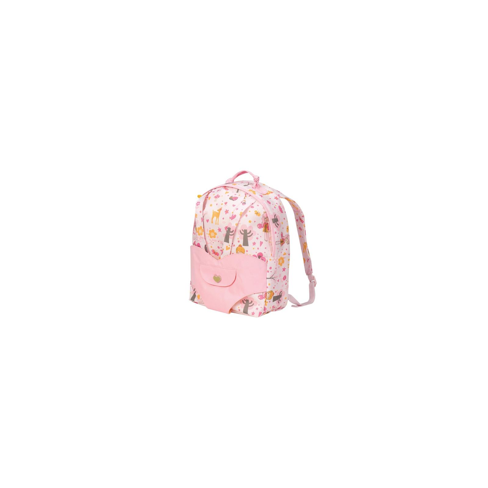 Аксесуар до ляльки Our Generation Рюкзак розовый (BD37237Z)