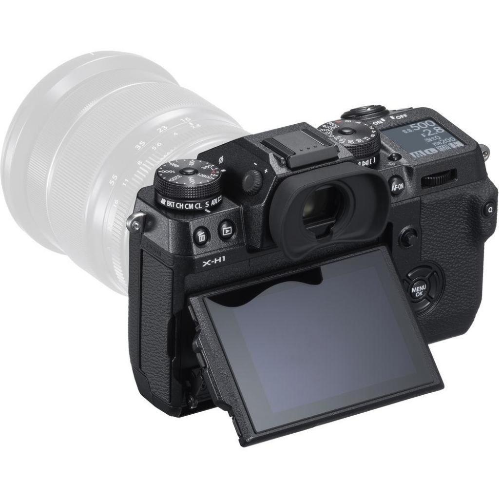 Цифровой фотоаппарат Fujifilm X-H1 body Black (16568743) изображение 5