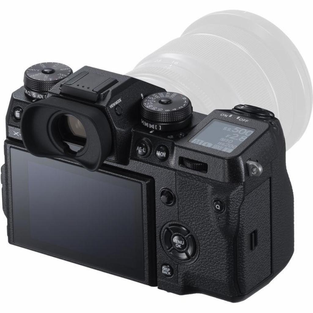 Цифровой фотоаппарат Fujifilm X-H1 body Black (16568743) изображение 6