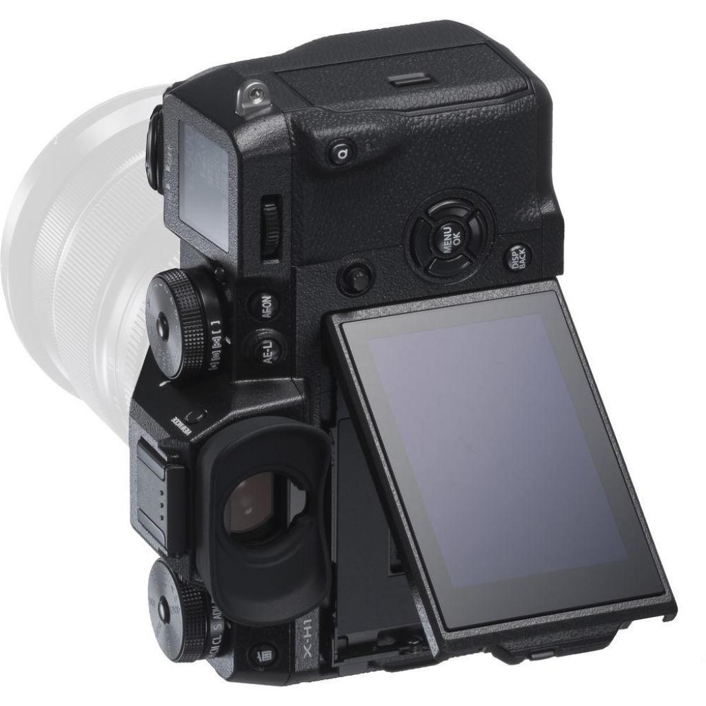 Цифровой фотоаппарат Fujifilm X-H1 body Black (16568743) изображение 7