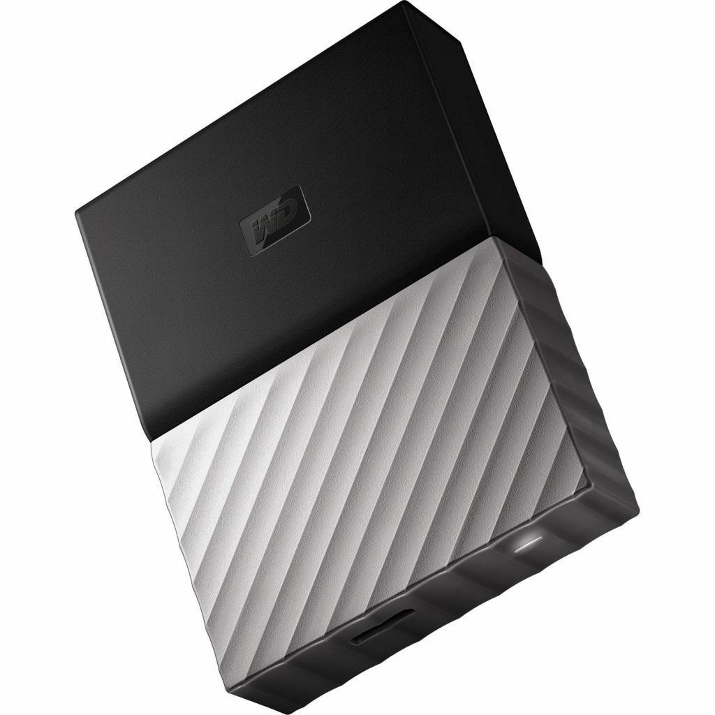 """Внешний жесткий диск 2.5"""" 2TB Western Digital (WDBTLG0020BGY-WESN) изображение 3"""