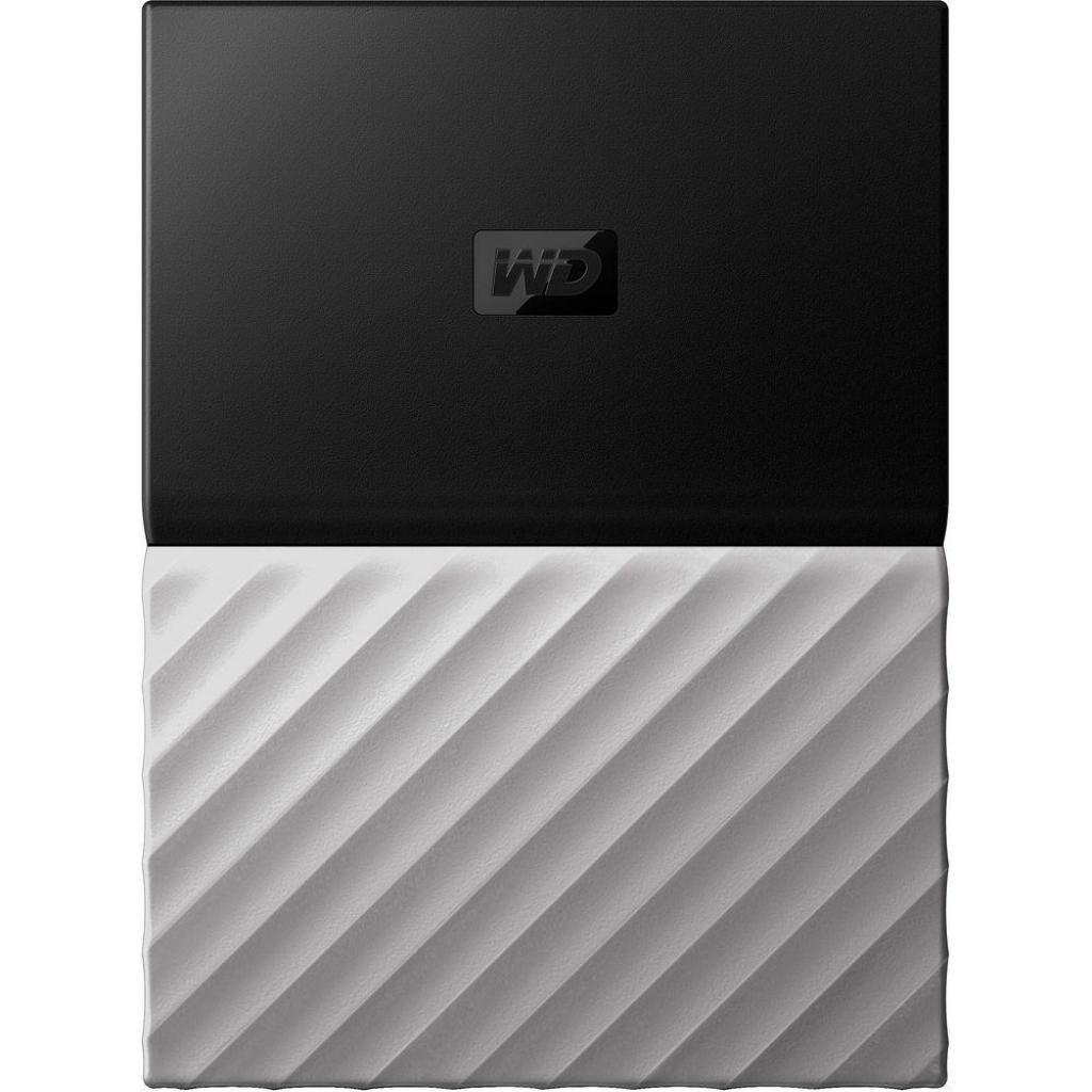 """Внешний жесткий диск 2.5"""" 2TB Western Digital (WDBTLG0020BGY-WESN) изображение 4"""
