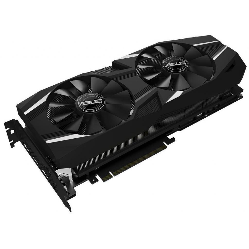 Видеокарта ASUS GeForce RTX2080 Ti 11Gb DUAL OC (DUAL-RTX2080TI-O11G) изображение 3