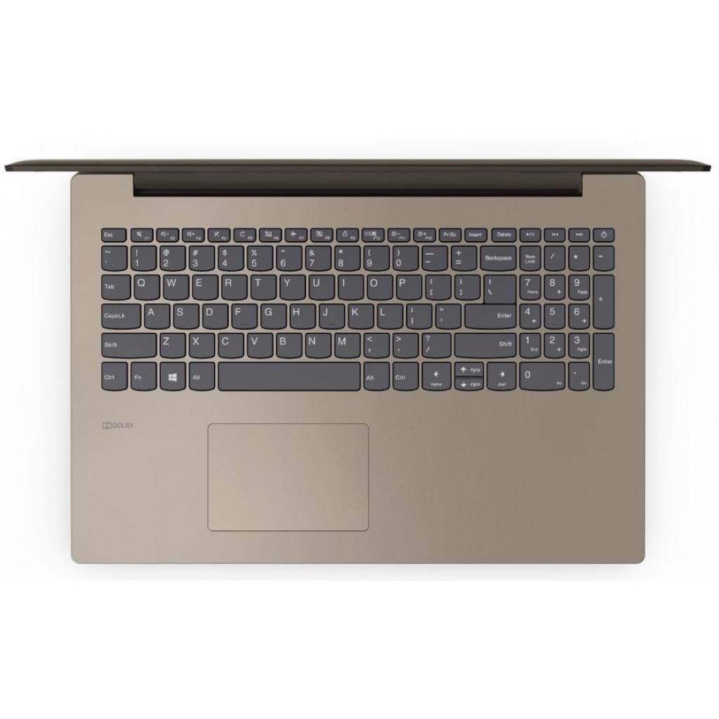 Ноутбук Lenovo IdeaPad 330-15 (81DE01VURA) изображение 4