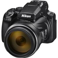 Цифровой фотоаппарат Nikon Coolpix P1000 Black (VQA060EA)