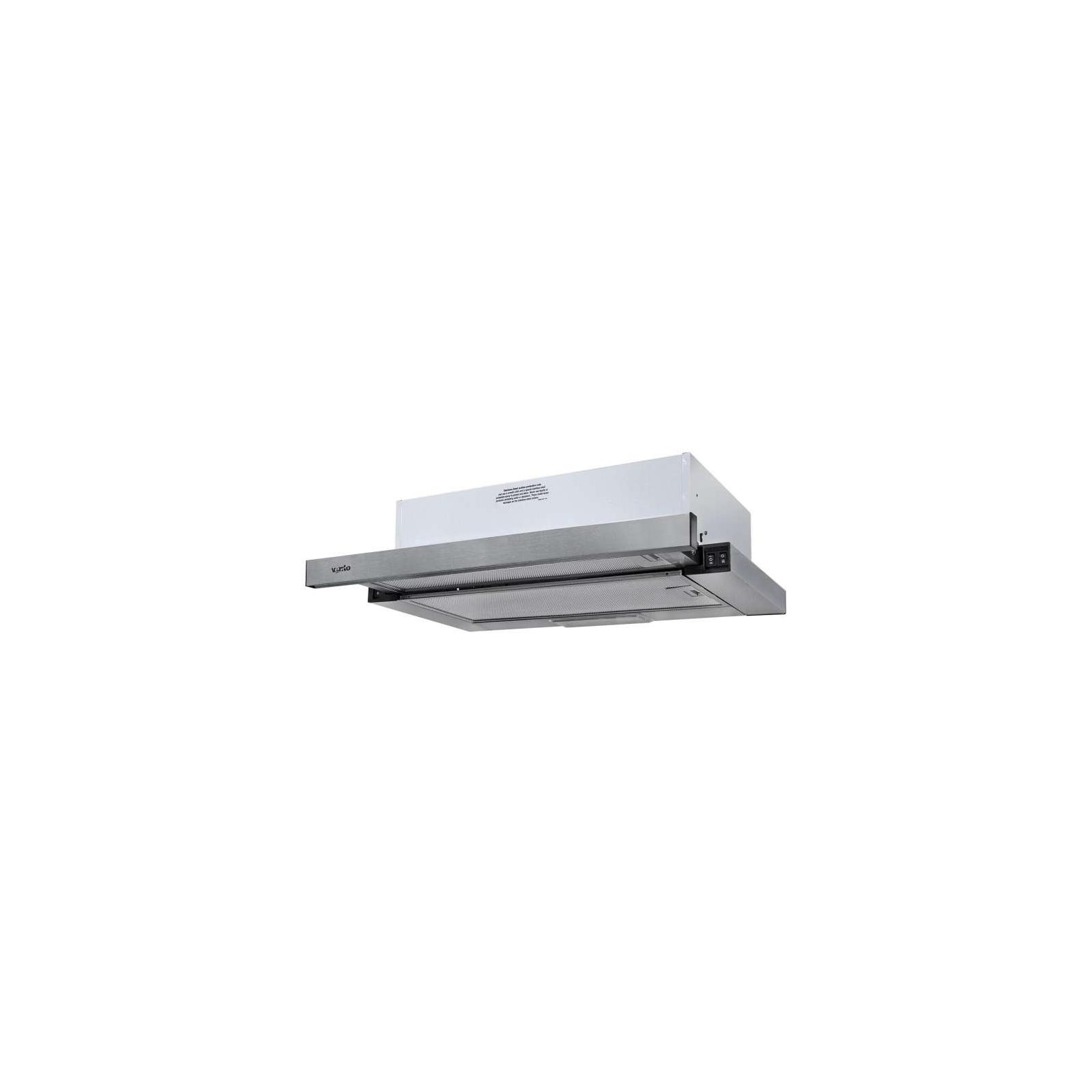 Вытяжка кухонная Ventolux GARDA 50 WH (700) SLIM изображение 2