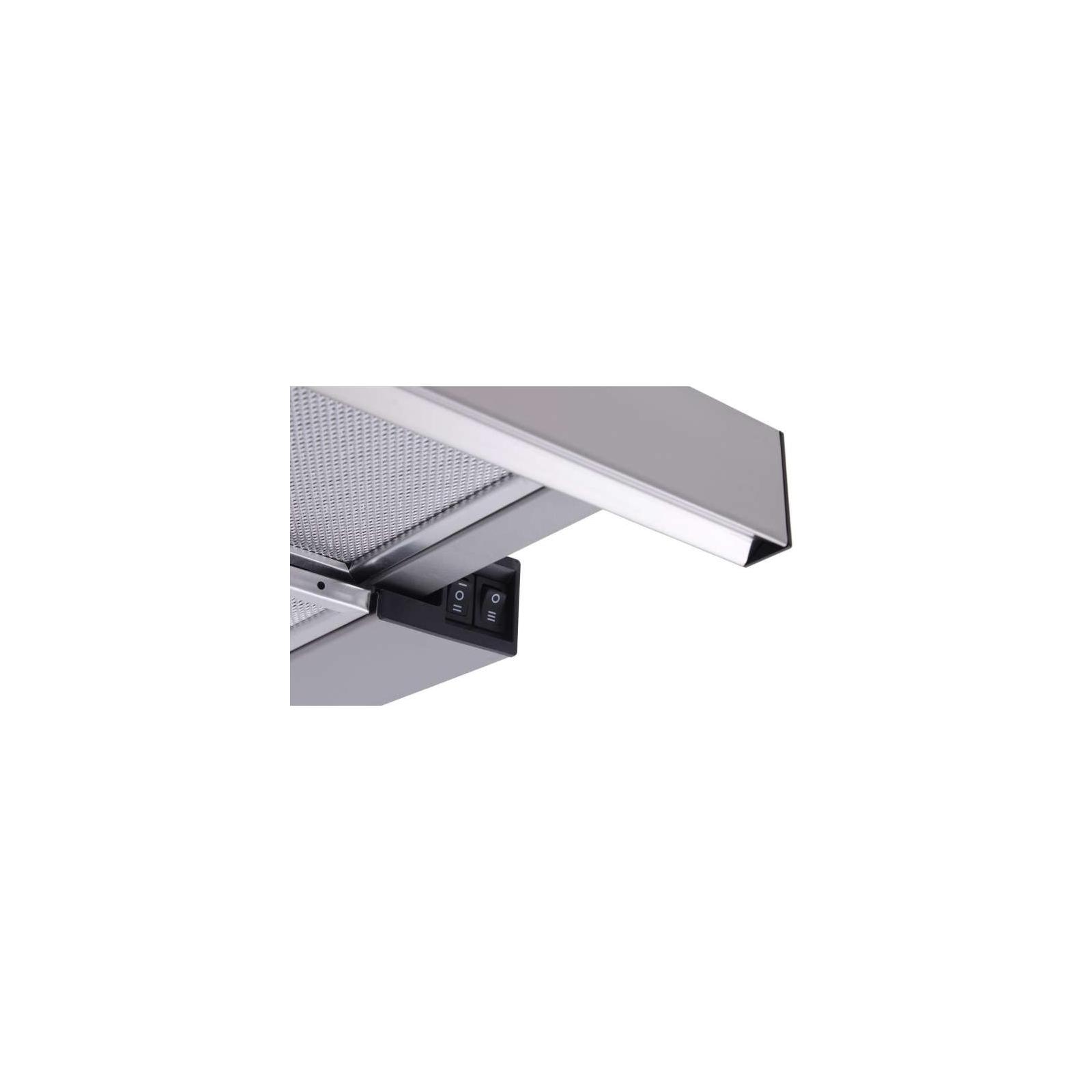 Вытяжка кухонная Ventolux GARDA 50 WH (700) SLIM изображение 4
