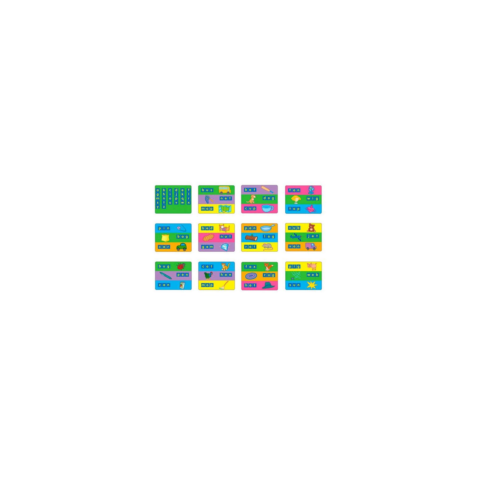 Обучающий набор Gigo Карточки для набора Занимательные буквы (1402)
