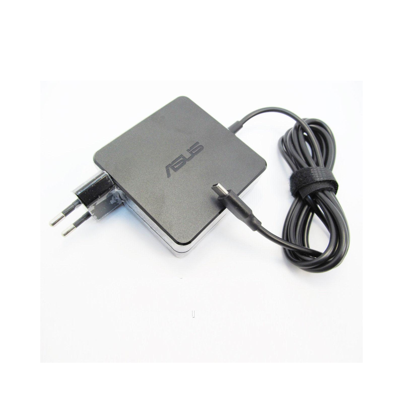 Блок питания к ноутбуку ASUS 65W 20V, 3.25A + 15V, 3A + 12V, 3A + 5V, 2A, разъем USB Type (ADP-TYPE/C / A40242)