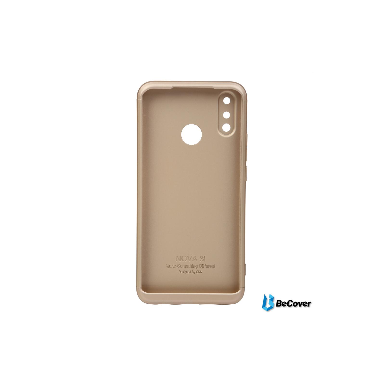 Чехол для моб. телефона BeCover Huawei P Smart+ Gold (702635) изображение 3