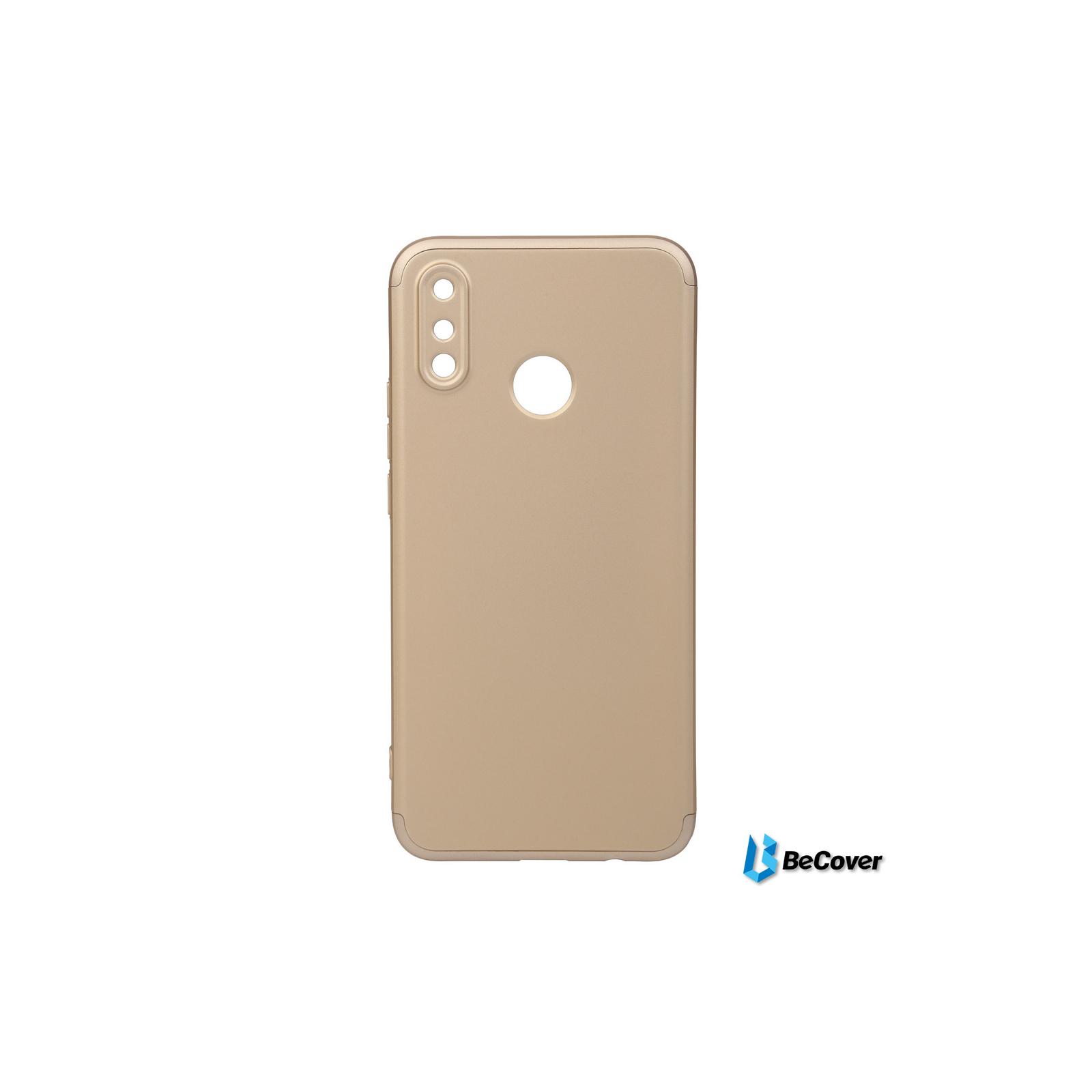 Чехол для моб. телефона BeCover Huawei P Smart+ Gold (702635)