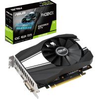 Видеокарта ASUS GeForce GTX1660 SUPER 6144Mb PHOENIX OC (PH-GTX1660S-O6G)