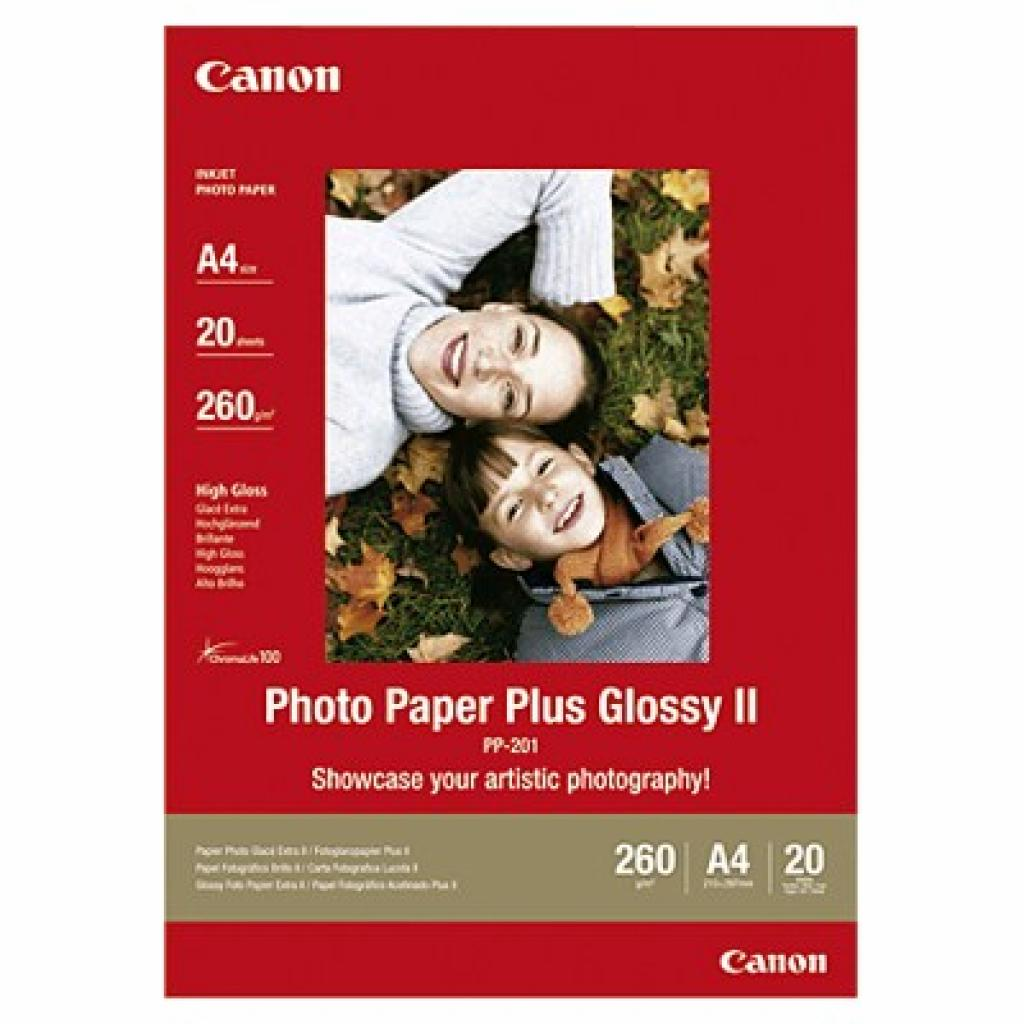 Бумага Canon А4 Photo Paper Plus Glossy (2311B019)