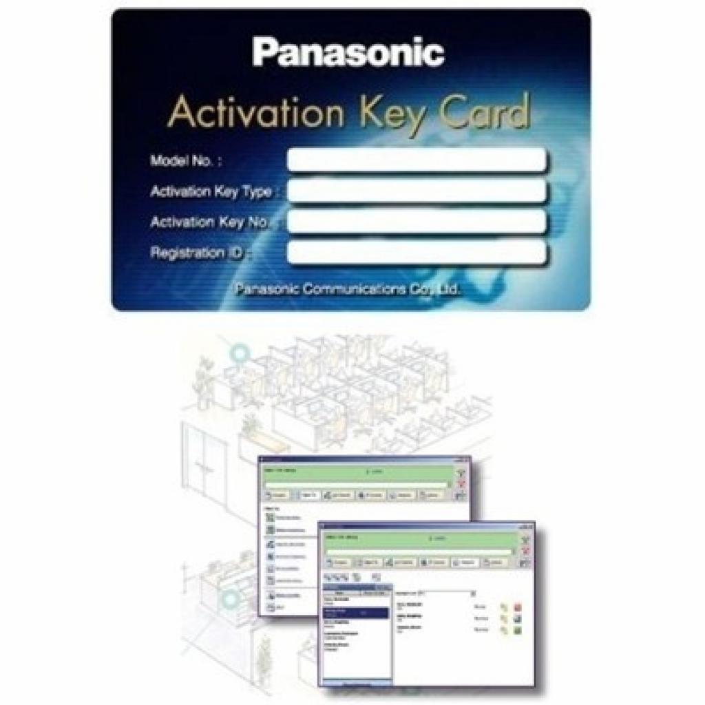 Оборудование для АТС PANASONIC KX-NCS3104XJ