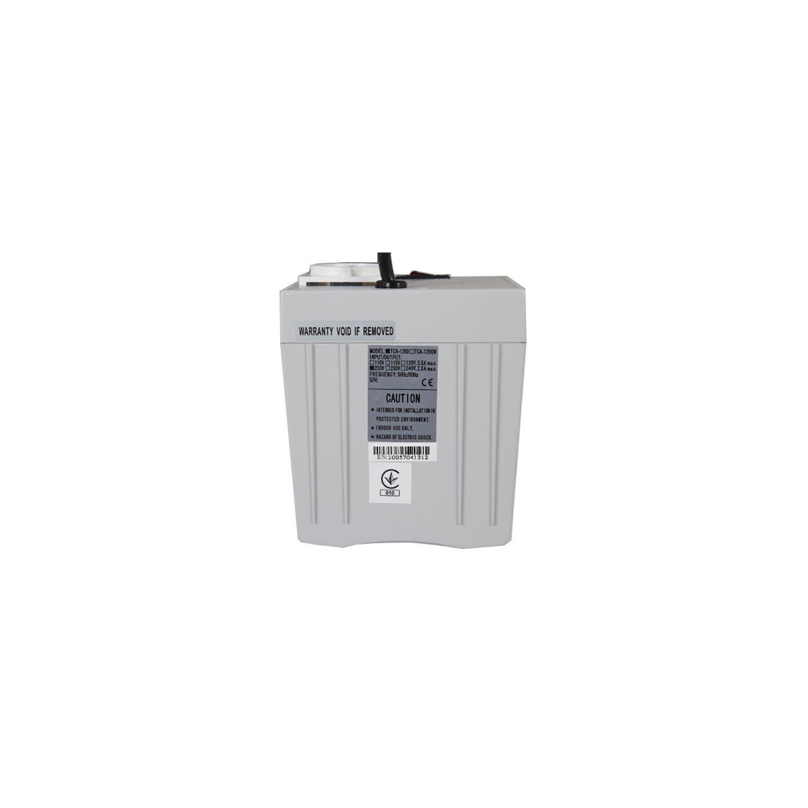 Стабилизатор TCA-2000 Powercom изображение 3