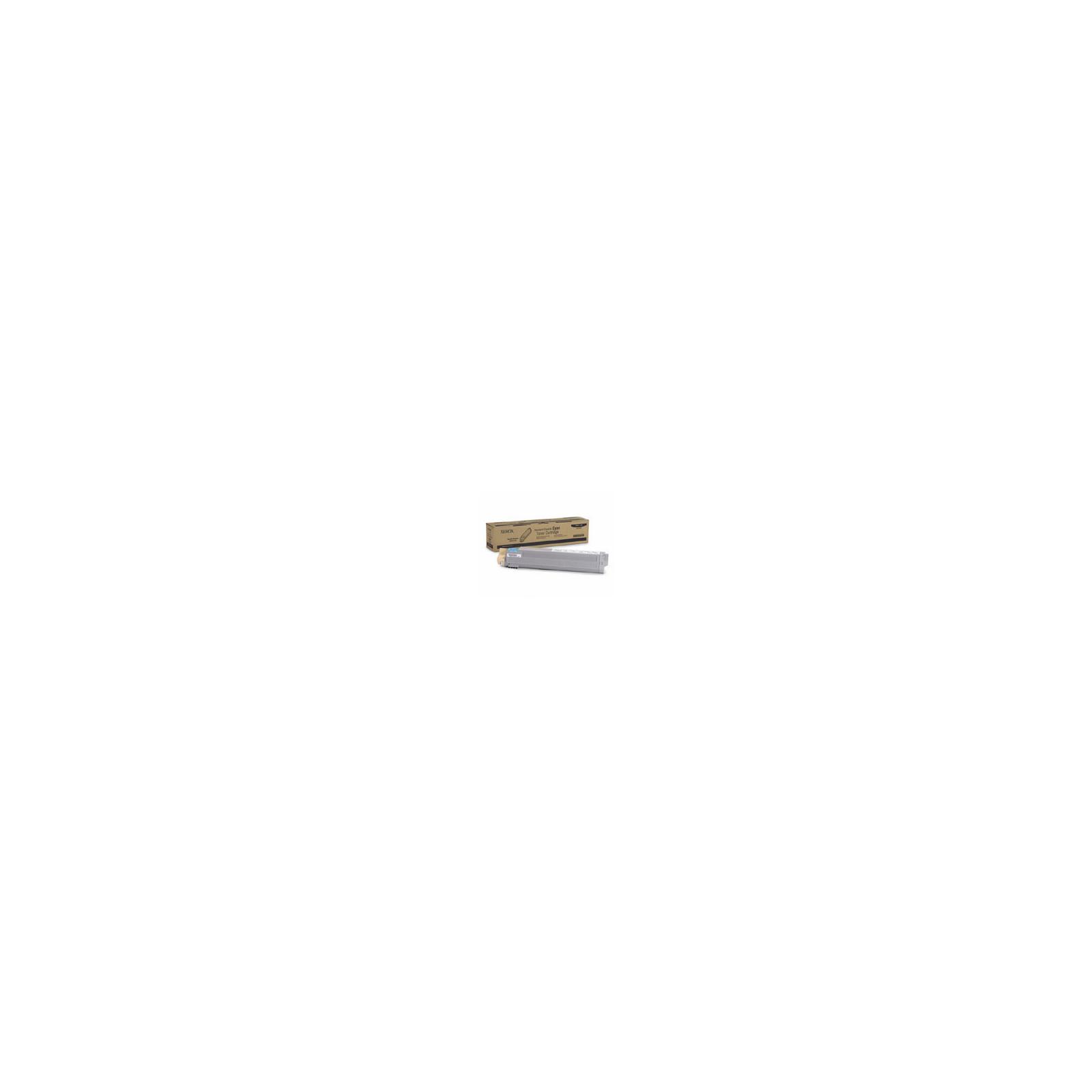 Тонер-картридж XEROX PH7400 (Max) cyan (18K) (106R01077)