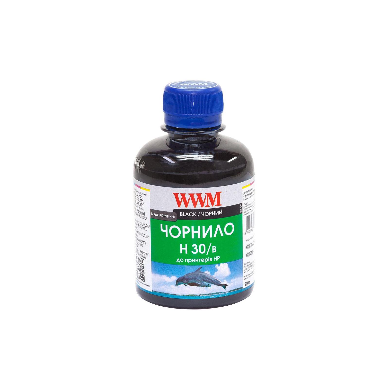 Чернила WWM HP № 21/130/140 (8767/8765) black (H30/B)