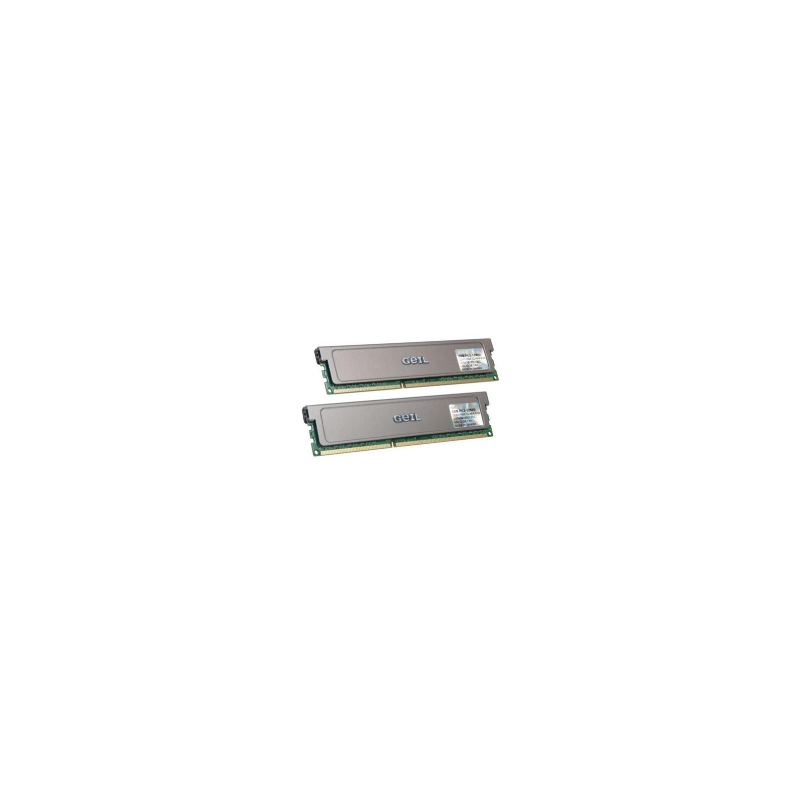Модуль памяти для компьютера DDR3 4GB (2x2GB) 1333 MHz GEIL (GE34GB1333C7DC)