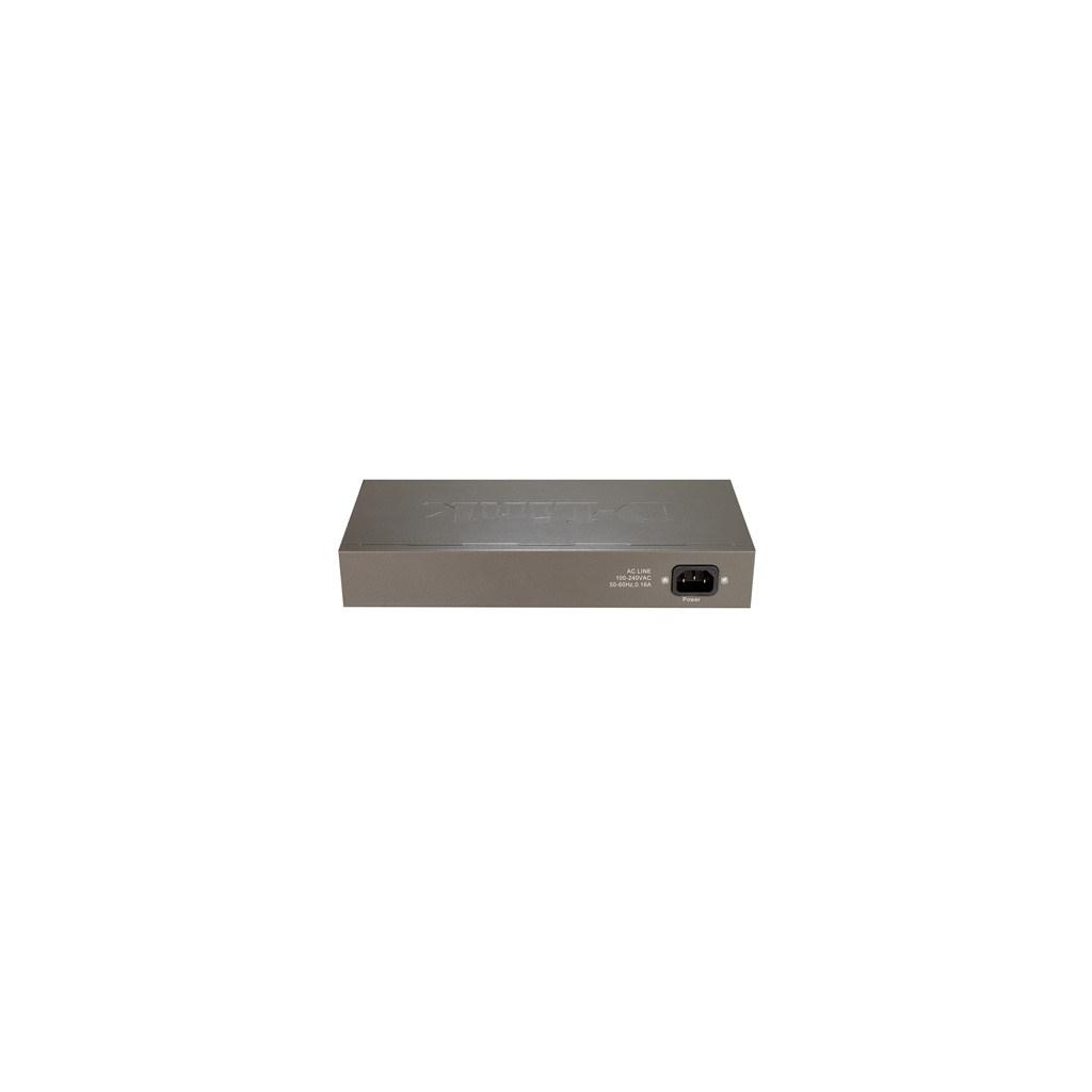 Коммутатор сетевой D-Link DES-1024A (DES-1024A metal case) изображение 2