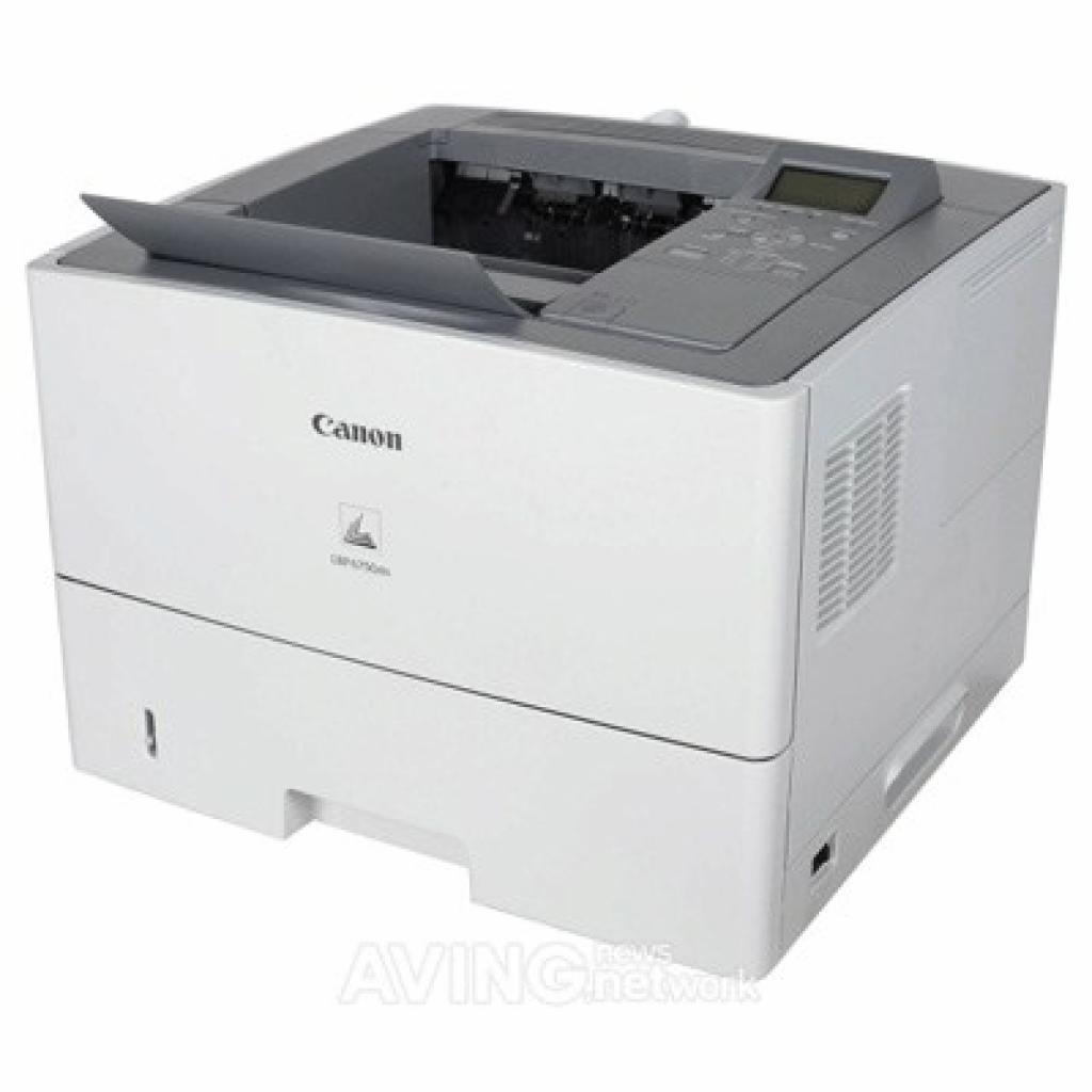 Лазерный принтер Canon LBP-6750dn (4096B003) изображение 2