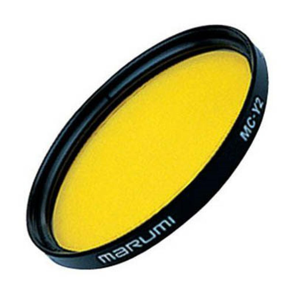Светофильтр Marumi Y2 (yellow) 55mm