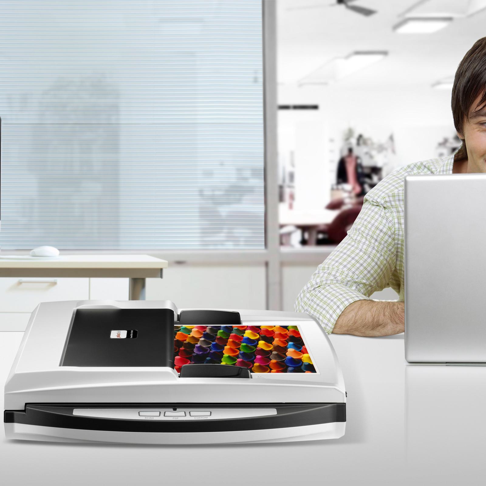 Сканер Plustek SmartOffice PN2040 (0204TS) изображение 6