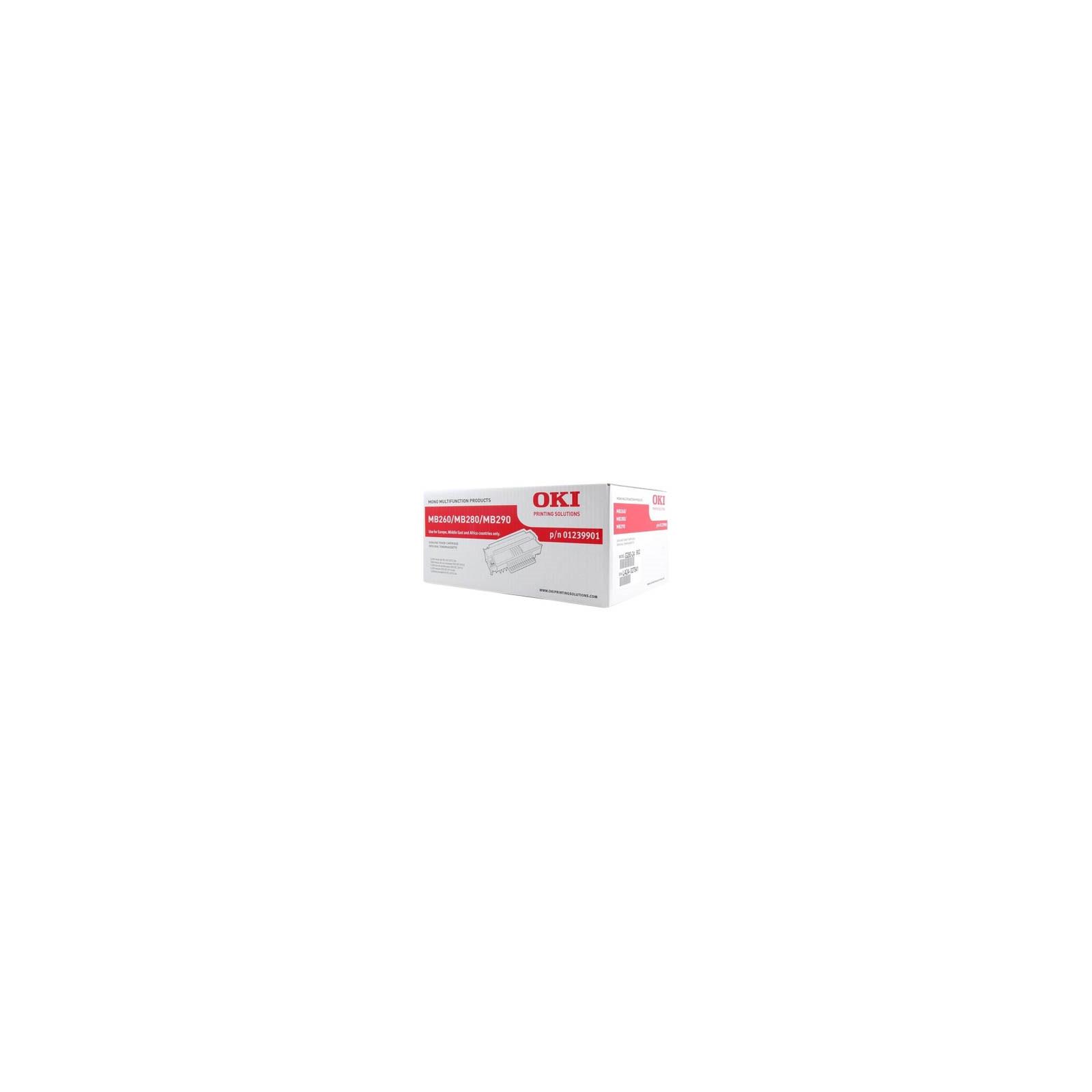 Картридж OKI MB260/MB280/MB290 MFP (01239901)