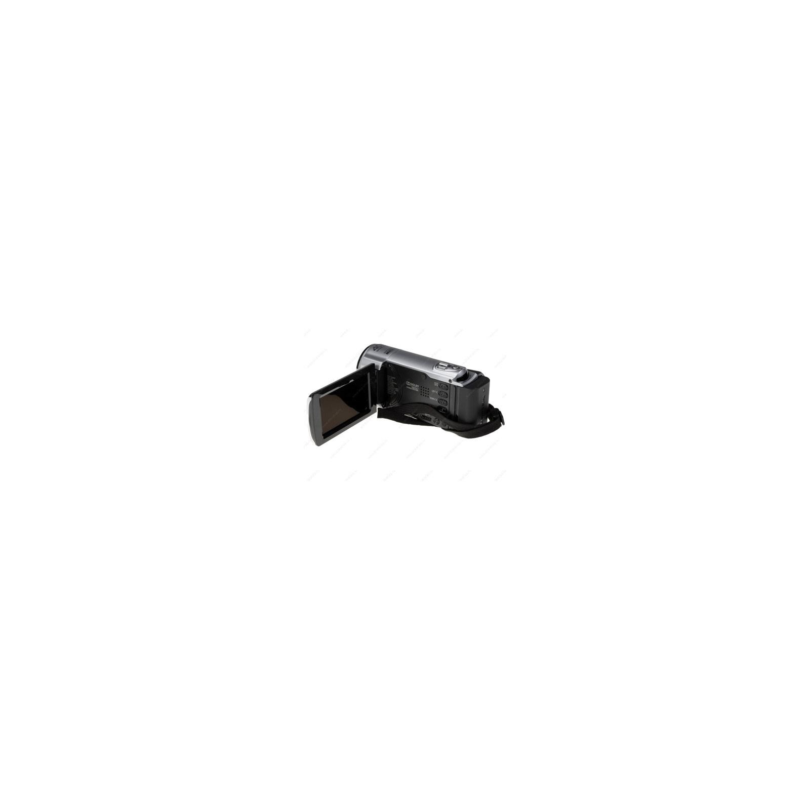 Цифровая видеокамера JVC Everio GZ-E10SEU silver (GZ-E10SEU) изображение 2
