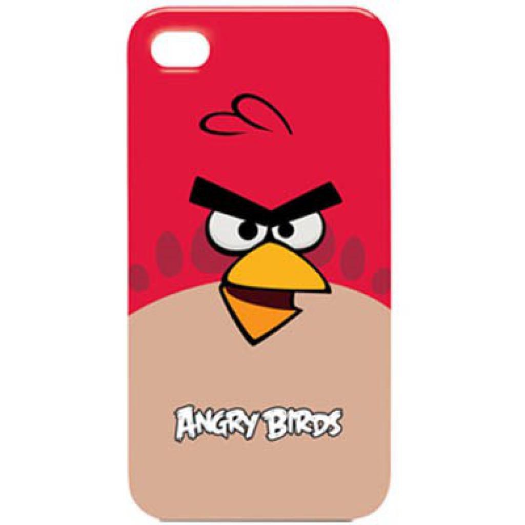 Чехол для моб. телефона GEAR4 Angry Birds /red bird (ICAB401G)