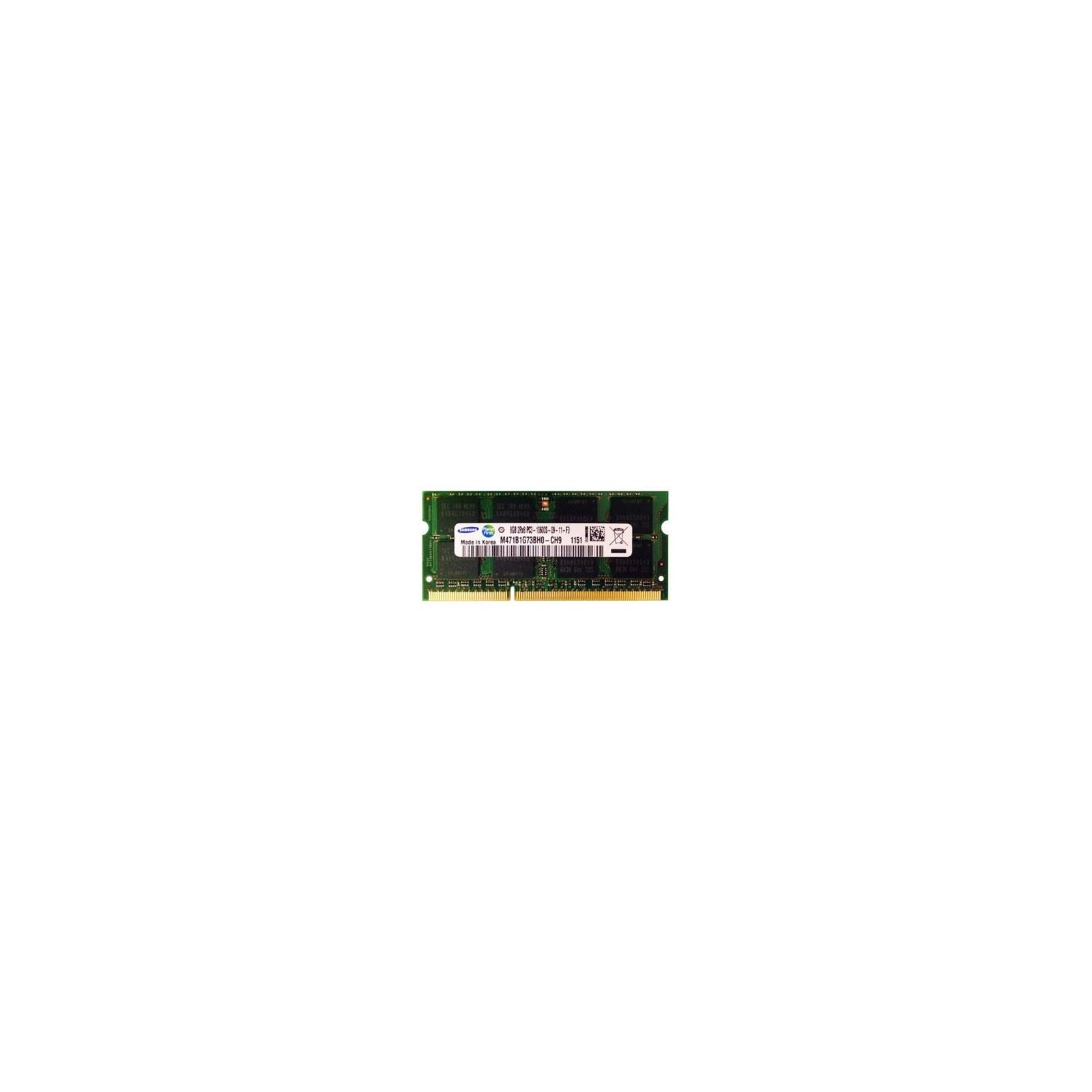 Модуль памяти для ноутбука SoDIMM DDR3 8GB 1333 MHz Samsung (M471B1G73BH0-CH900 / M471B1G73BH0-CH9)