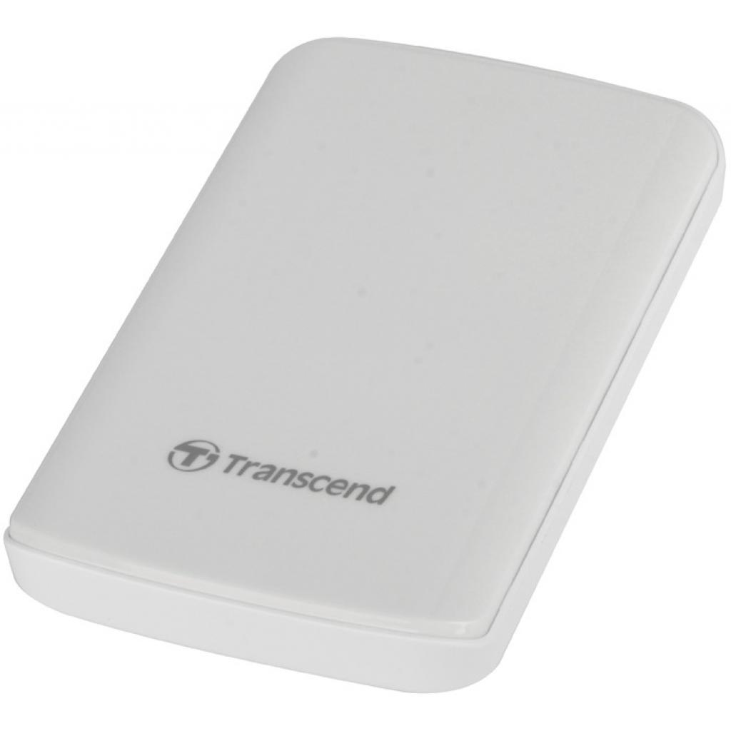 "Внешний жесткий диск 2.5"" 1TB Transcend (TS1TSJ25D2-W)"