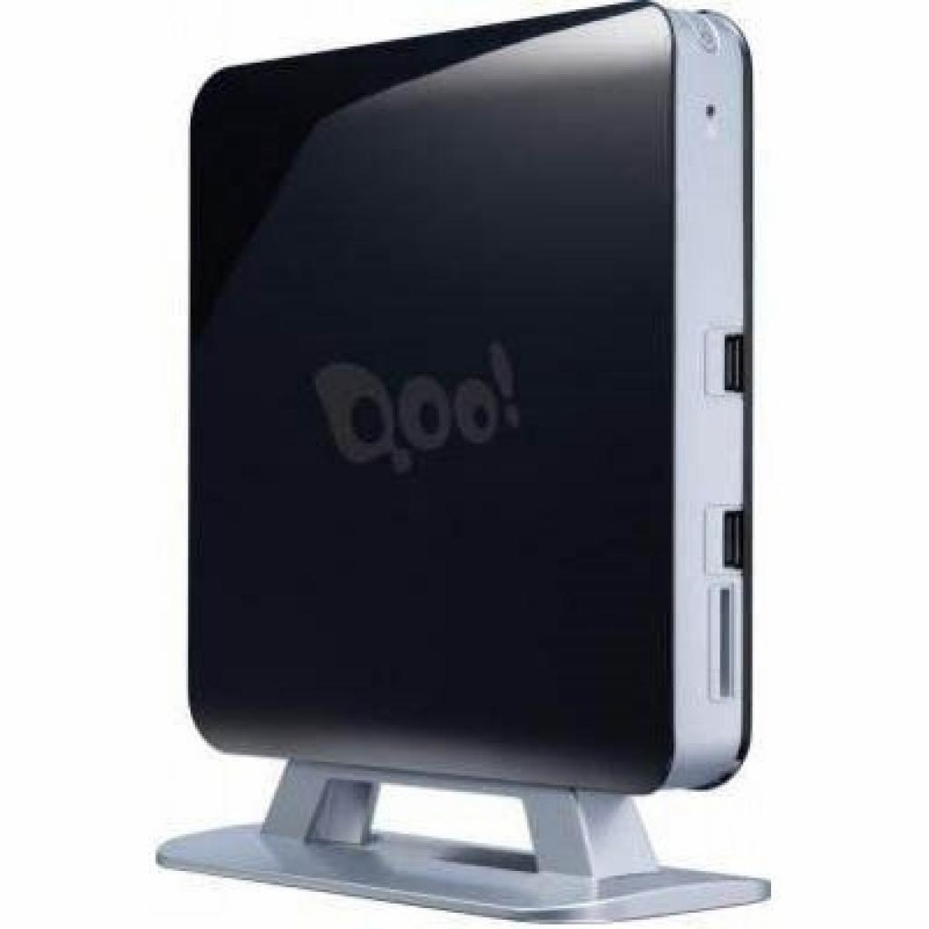 Компьютер 3Q Nettop Shell (3QNTP-Shell NM10-BLACKP-D2550)