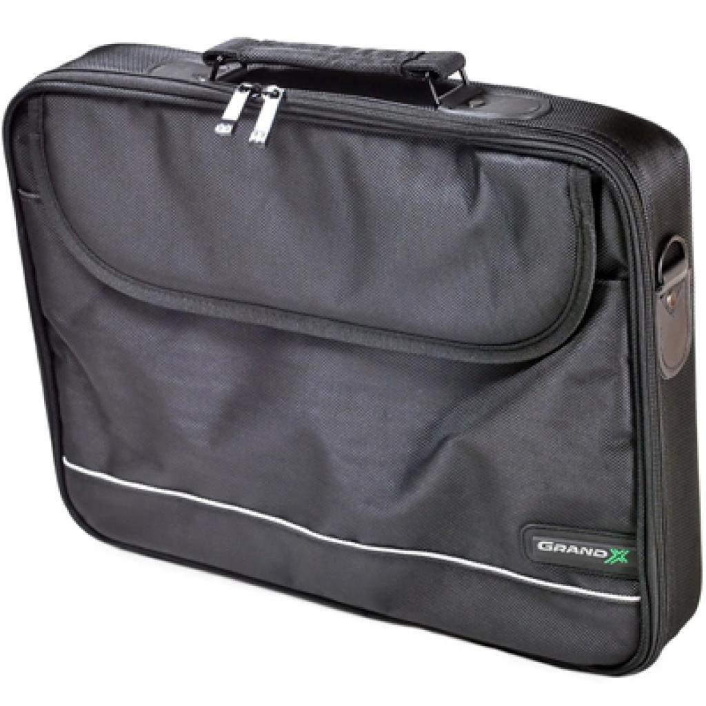Сумка для ноутбука Grand-X 15.6'' Black (HB-119)